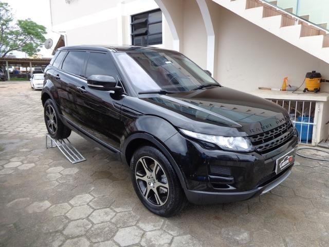 Land Rover - Evoque Pure 2.0 SI4 Top de Linha - 2012