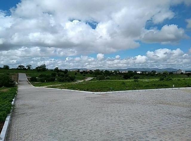 Loteamento Parque da Cidade- 140 m²- ao lado da futura feira da Sulanca em Caruaru- - Foto 4