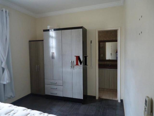 Alugamos apartamento mobiliado com 3 quartos - Foto 19
