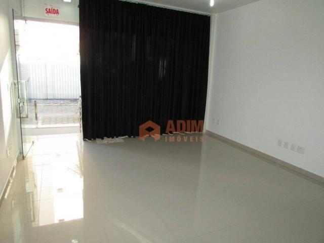 Sala para alugar, 81 m² por R$ 2.800,00/mês - Centro - Balneário Camboriú/SC - Foto 5