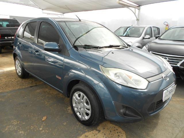 Ford fiesta hacth 1.6 flex 2012/2013 completo revisado lacrado ipva pago - Foto 3
