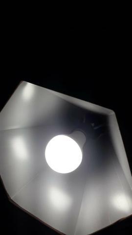 Lustre Pendente Startec Piramidal - Foto 5