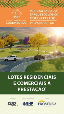 Lotes a venda em valparaiso de Goiás