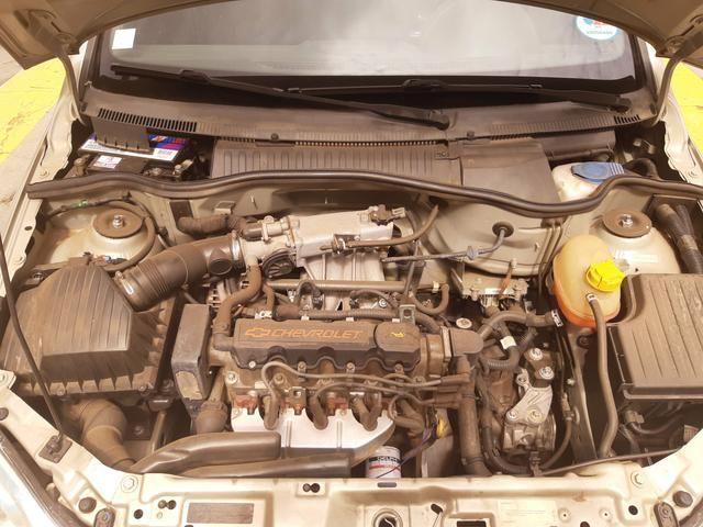 Chevrolet Corsa Hatch Joy 2004/2005, cor Bege Nevada - Foto 6