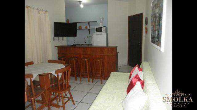 Apartamento à venda com 1 dormitórios em Cachoeira do bom jesus, Florianópolis cod:9463 - Foto 2