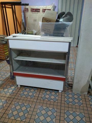 Balcão refrigerador e balcão caixa - Foto 2
