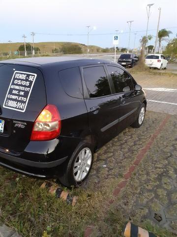 Honda Fit 2005 CVT automático show de bola - Foto 6