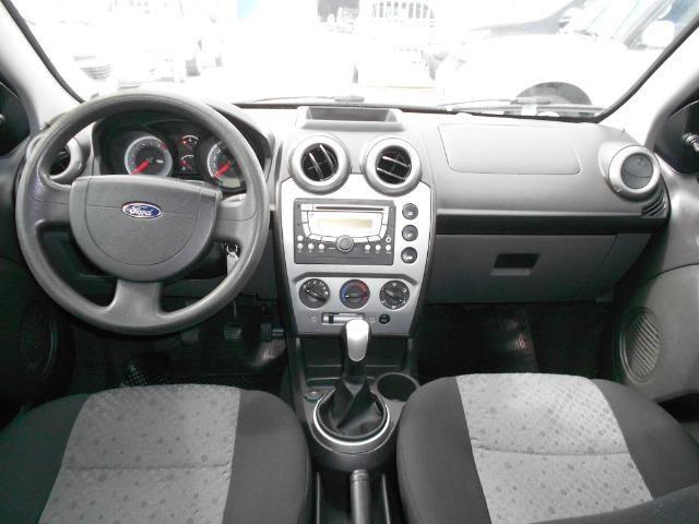 Ford fiesta hacth 1.6 flex 2012/2013 completo revisado lacrado ipva pago - Foto 7