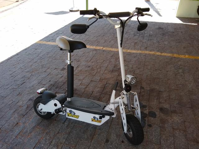 Scooter(Moton) Yxeb R$ 2.500 - Foto 4