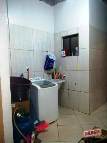 Qnj 36 sobrado com 4 dormitórios à venda, 350 m² por r$ 680.000 - taguatinga norte - tagua - Foto 19