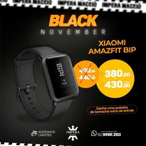 Xiaomi Amazfit Bip + Pulseira Extra