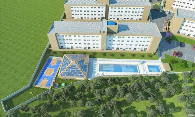 UED-35 - Apartamento 2 quartos perto do centro da serra - Foto 2