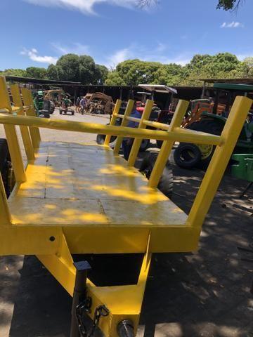 Carroça para 6 toneladas - Foto 2