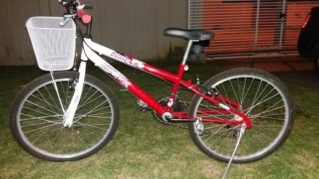 Linda bicicleta aro 24 - Foto 6