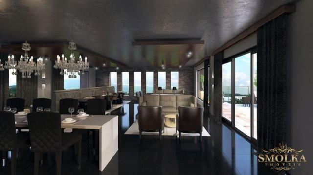 Apartamento à venda com 3 dormitórios em Jurerê internacional, Florianópolis cod:9470 - Foto 5