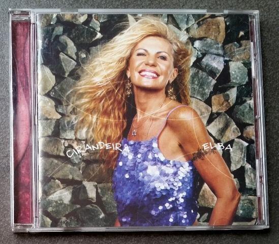 CD - Elba Ramalho - Cirandeira (2001)