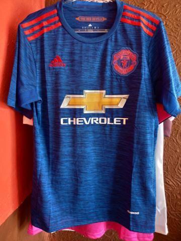 Camisa Manchester United - Esportes e ginástica - Jardim Rincão 8108ae91ee8b1