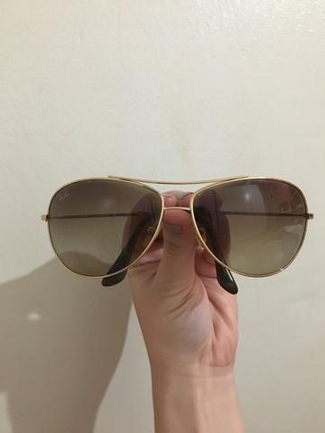 Óculos Ray Ban marrom Original - Bijouterias, relógios e acessórios ... 00912b7b35