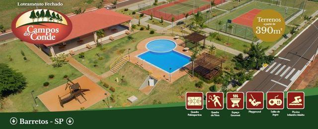 Vende-se Terrenos Campos do Conde - Barretos - Foto 2