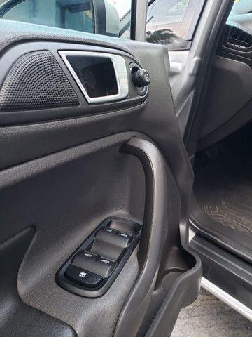 Ford Fiesta 1.6 Titanium 2015 Sedan. Um Dos Mais Novos De Campina - Foto 13