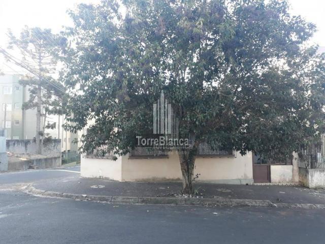 Casa com 3 dormitórios à venda, 106 m² por R$ 600.000,00 - Centro - Ponta Grossa/PR - Foto 2