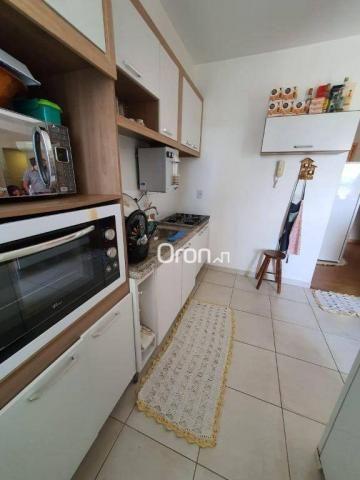 Apartamento com 3 dormitórios à venda, 106 m² por R$ 470.000,00 - Setor Goiânia 2 - Goiâni - Foto 8