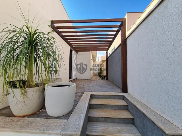 Casa de condomínio à venda com 3 dormitórios em Condomínio buona vita, Araraquara cod:A230 - Foto 20