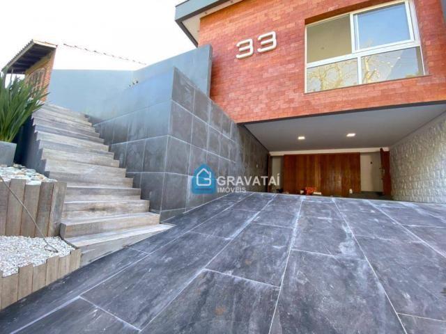 Casa com 3 dormitórios à venda, 190 m² por R$ 850.000 - Centro - Gravataí/RS - Foto 5