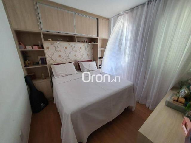 Apartamento com 3 dormitórios à venda, 106 m² por R$ 470.000,00 - Setor Goiânia 2 - Goiâni - Foto 10
