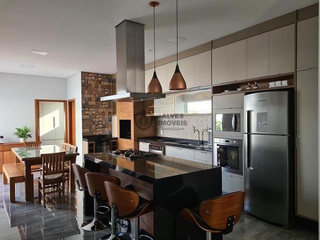Casa de condomínio à venda com 3 dormitórios em Condomínio buona vita, Araraquara cod:A230 - Foto 10