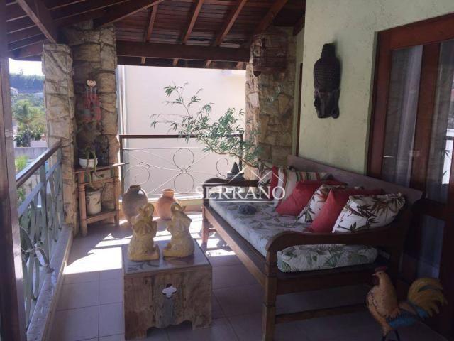 Casa com 4 dormitórios à venda, 390 m² por R$ 1.700.000,00 - Condomínio Villagio Capriccio - Foto 17