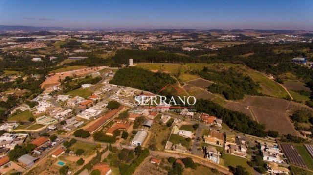 Terreno à venda, 386 m² por R$ 240.000,00 - Condomínio Picollo Villaggio - Louveira/SP - Foto 7