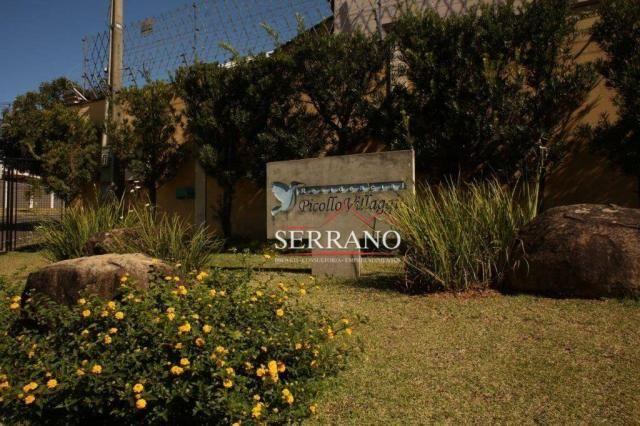 Terreno à venda, 386 m² por R$ 240.000,00 - Condomínio Picollo Villaggio - Louveira/SP - Foto 10