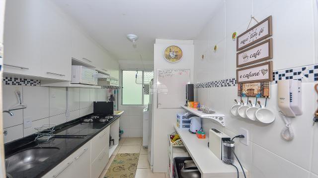 Apartamento à venda com 2 dormitórios em Sítio cercado, Curitiba cod:925353 - Foto 7