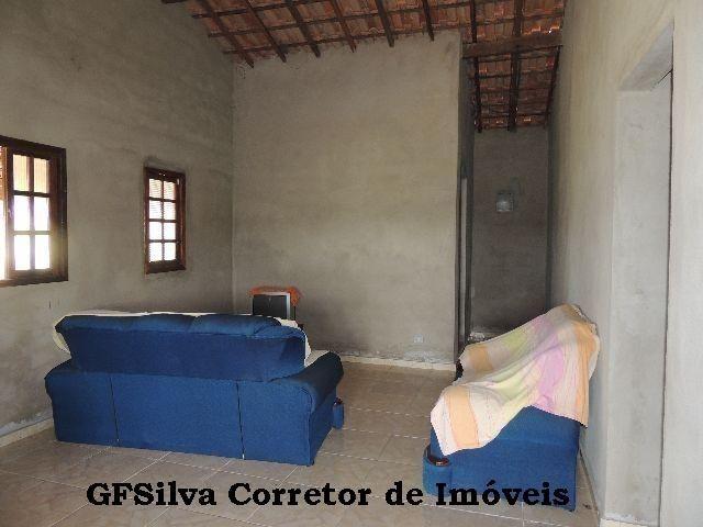 Chácara 2.027 m2 água encanada, lúz, casa ampla, Oportunidade Ref. 445 Silva Corretor - Foto 8