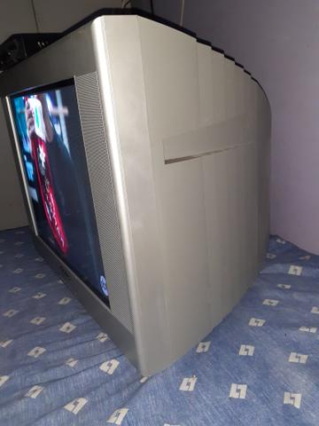 TV21,c/Garantia,entrego,aceitocartã - Foto 2