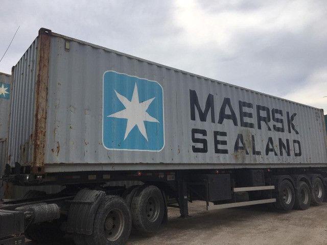 Container dry 40 pés HC 12,050 / dry 40 pés DC 10,000 - Foto 6
