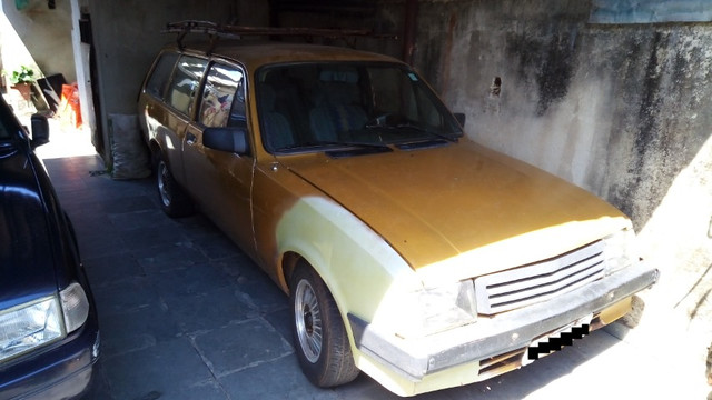 Carro Chevrolet Marajó