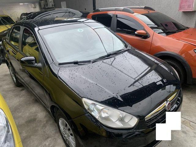 Fiat gran siena tetra, ex taxi completo+gnv+ aprovação imediata, basta ter nome limpo