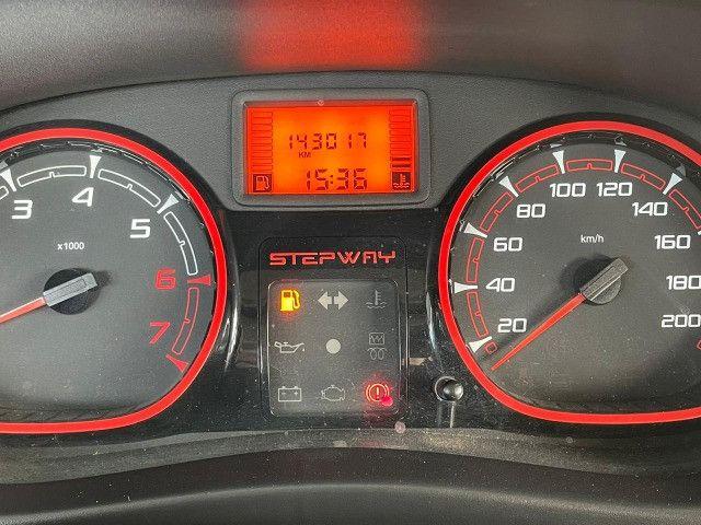 Sandero Stepway 1.6 16V completo - (alagoanaveiculos) - Foto 14