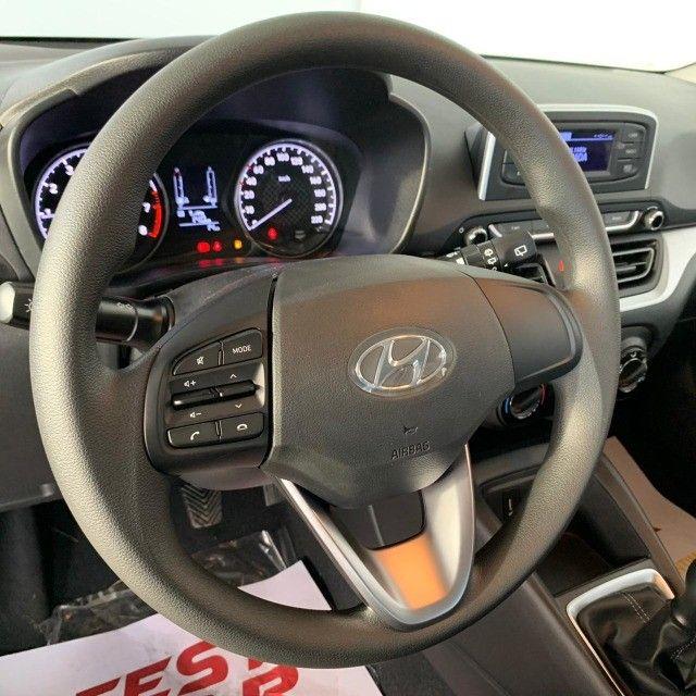 Hyundai HB20 1.0 Sense 2022 Manual (ZERO) (81) 9 9124.0560 Brenda - Foto 6