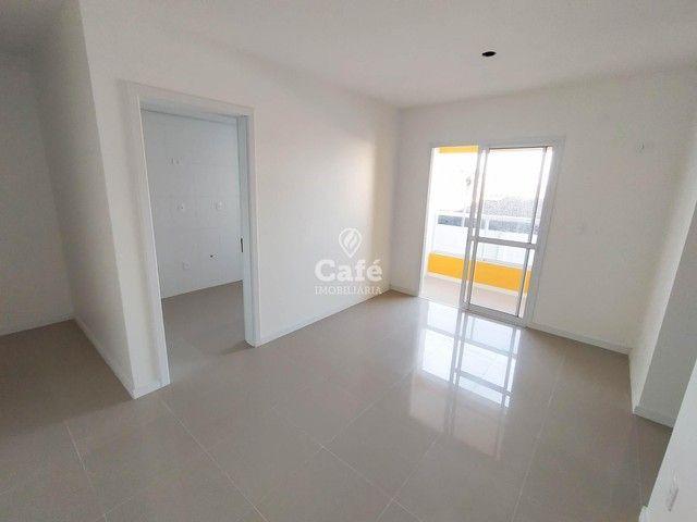 Apartamento Novo com 2 dormitórios, sacada com churrasqueira e Garagem. - Foto 9