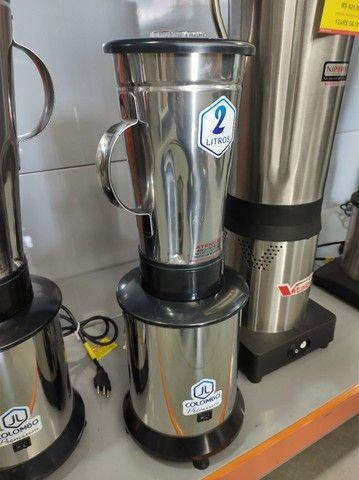 Liquidificador baixa rotação 2 litros - Colombo  - Foto 2