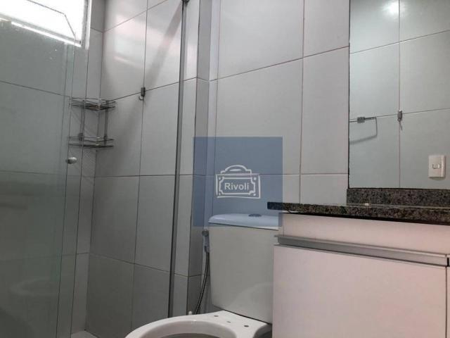 Apartamento para alugar, 48 m² por R$ 2.100,00/mês - Tamarineira - Recife/PE - Foto 8