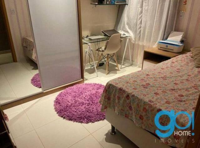 Apartamento com 3 dormitórios à venda, 78 m² por R$ 550.000 - Cremação - Belém/PA - Foto 17