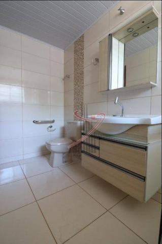 Casa com 3 dormitórios para alugar, 125 m² por R$ 1.600/mês - Jardim Duarte - Foz do Iguaç - Foto 18