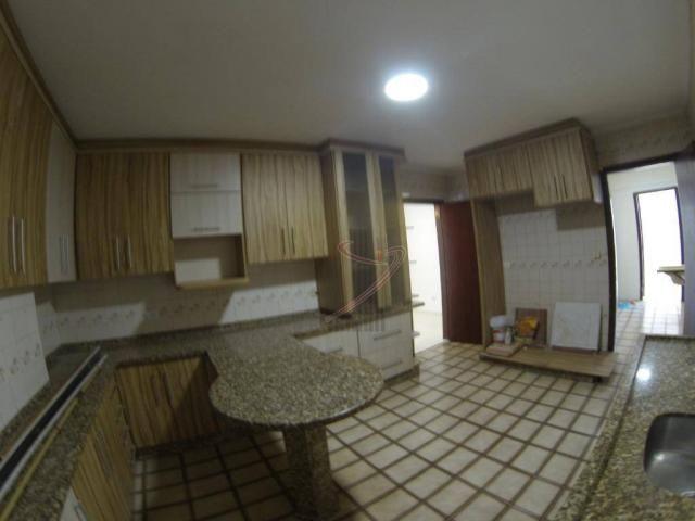 Apartamento com 4 dormitórios para alugar, 181 m² por R$ 1.650,00/mês - Centro - Foz do Ig - Foto 15