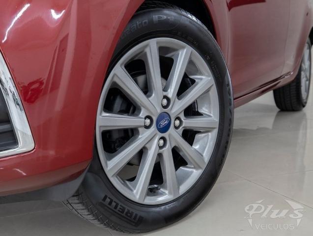 Ford Fiesta TITANIUM 1.6 AUT 4P - Foto 12