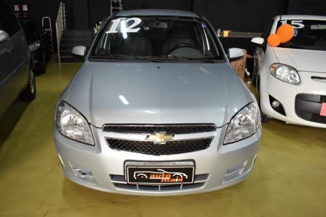 Chevrolet prisma 2012 1.4 mpfi lt 8v flex 4p manual - Foto 10