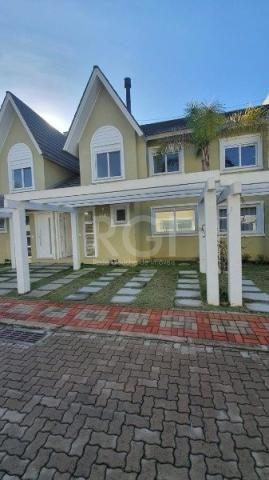 Casa à venda com 3 dormitórios em Lagos de nova ipanema, Porto alegre cod:MI17266